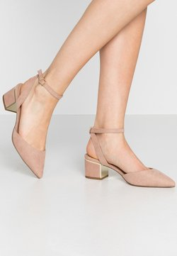 New Look Wide Fit - WIDE FIT  - Pumps - oatmeal