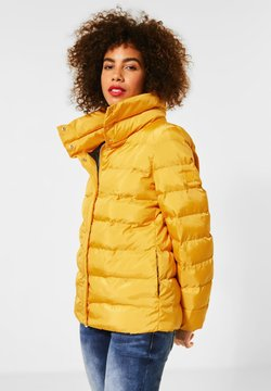 Street One - Winterjacke - gelb