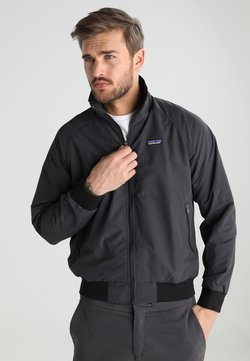 Patagonia - BAGGIES - Outdoorjacke - ink black
