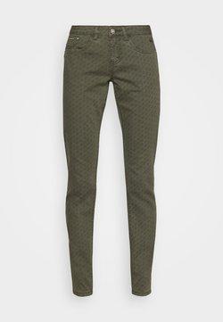 Cream - CRLOTTE PRINTED PANT - Trousers - ethnic seaturtle