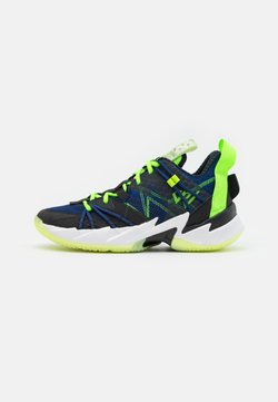 Jordan - WHY NOT SE - Chaussures de basket - black/key lime/blue void/summit white/white/barely volt