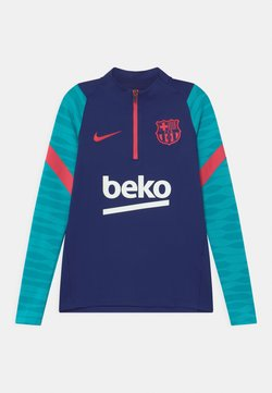 Nike Performance - FC BARCELONA UNISEX - Equipación de clubes - deep royal blue/fusion red