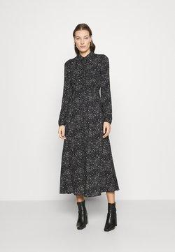 Mavi - PRINTED DRESS - Vestido camisero - black
