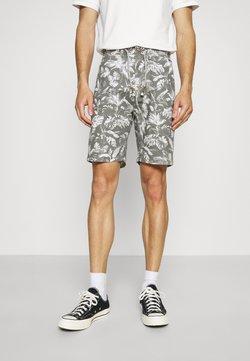 INDICODE JEANS - RIVERA - Shorts - pewter