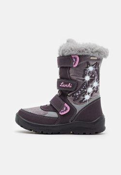 Lurchi - KATINKA SYMPATEX - Snowboot/Winterstiefel - aubergine