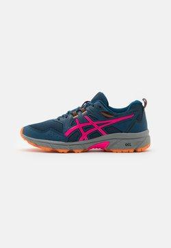 ASICS - GEL VENTURE 8 - Zapatillas de trail running - mako blue/pink glow