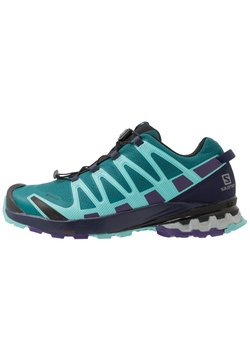 Salomon - XA PRO 3D V8 GTX - Trail hardloopschoenen - shaded spruce/evening b/meadowbrook