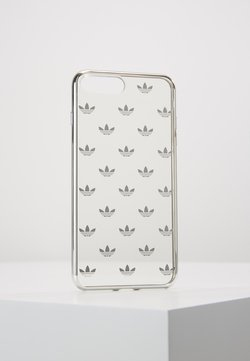 adidas Originals - CLEAR CASE - Etui na telefon - transparant/silver-coloured