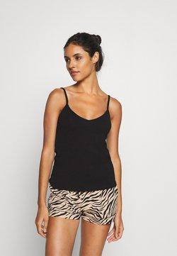 Anna Field - SET - Pyjama - black/beige