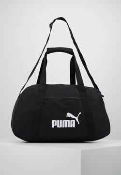 Puma - PHASE SPORTS BAG - Sporttasche - black