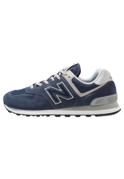 New Balance - 574 - Matalavartiset tennarit - black iris