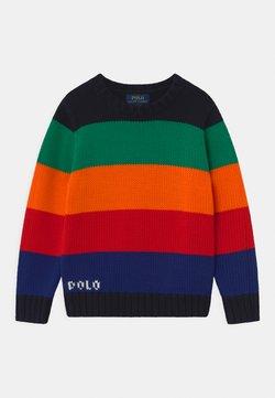 Polo Ralph Lauren - Jersey de punto - navy/multi
