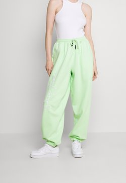 Missguided - BALLOON JOGGERS - Jogginghose - mint