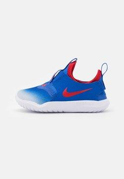 Nike Performance - FLEX RUNNER UNISEX - Zapatillas de running neutras - game royal/university red/photon dust/white