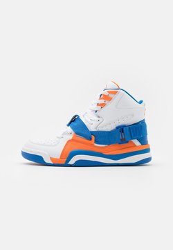 Ewing - CONCEPT - Sneaker high - white/royal orange