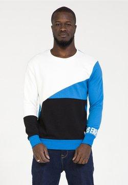 PLUS EIGHTEEN - Sweatshirt - blue