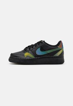 Nike Sportswear - AIR FORCE 1 LV8 UNISEX - Sneaker low - black/multicolor