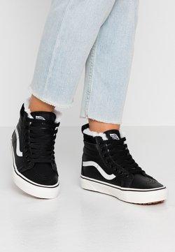 Vans - SK8 MTE - Sneakersy wysokie - black/true white