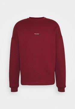 Holzweiler - FLEA CREW - Sweater - burgundy