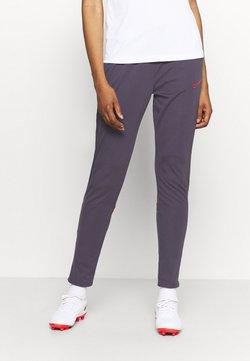 Nike Performance - PANT - Jogginghose - dark raisin/siren red