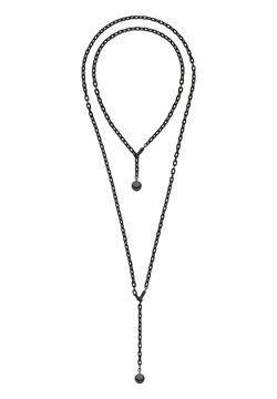 Liebeskind Berlin - SET - Halskette - schwarz
