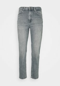 ONLY - ONLVENEDA LIFE MOM - Relaxed fit jeans - grey denim