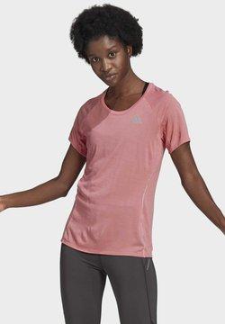 adidas Performance - ADI RUNNER PRIMEGREEN RUNNING - Camiseta básica - pink