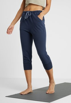 Free People - FP MOVEMENT COUNTERPUNCH CROPPED JOGGER - Pantalones deportivos - navy