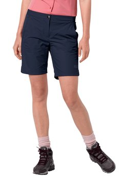 Jack Wolfskin - HILLTOP - Outdoor Shorts - midnight blue