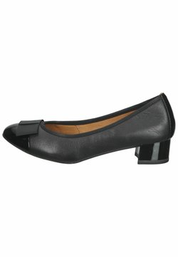 Caprice - Klassieke pumps - black soft