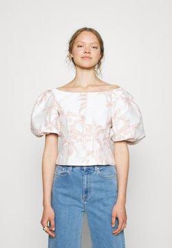 Ted Baker - RIVERR - T-Shirt print - white