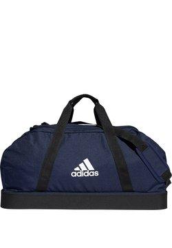 adidas Performance - TIRO  - Sporttasche - team navy blue / black / white