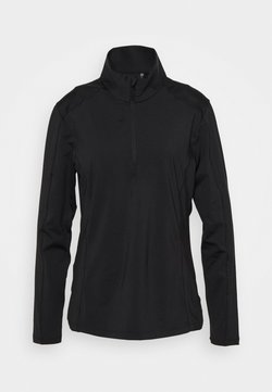 CMP - WOMAN  - Fleecepullover - nero