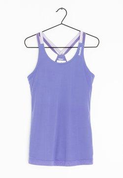 Reebok - Funktionsshirt - purple