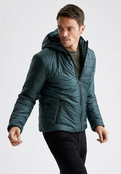 DeFacto - Winterjacke - green
