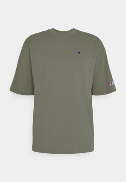 Champion Reverse Weave - CREWNECK - T-shirt basic - olive