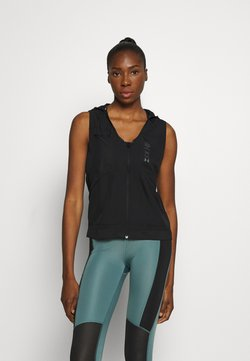 Under Armour - UA RUN ANYWHERE VEST - Chaleco - black