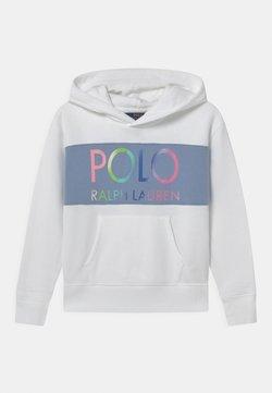 Polo Ralph Lauren - HOODIE - Collegepaita - white