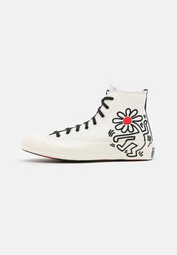 Converse - CONVERSE X KEITH HARING CHUCK 70 - Sneakers alte - white/black