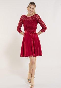 Swing - Cocktailkleid/festliches Kleid - dark red