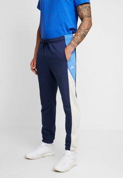 Nike Sportswear - Jogginghose - midnight navy/white/pacific blue