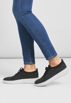 FitFlop - UBERKNIT - Sneaker low - black