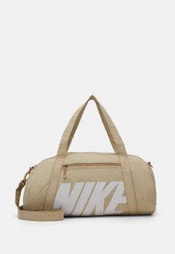 Nike Performance - GYM CLUB - Sports bag - parachute beige/vast grey