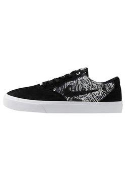 Nike SB - CHRON SLR PRM UNISEX - Sneaker low - black/white