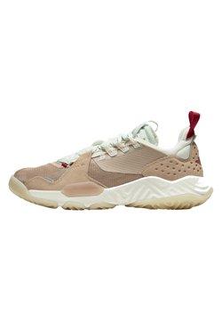 Jordan - SKO JORDAN  - Chaussures d'entraînement et de fitness - vachetta tan/light cream/rust factor/sail