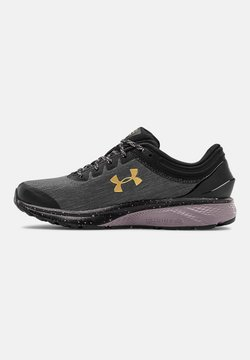 Under Armour - CHARGED ESCAPE  - Hardloopschoenen neutraal - black