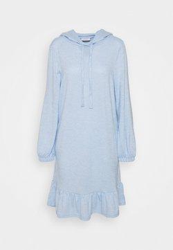 Freequent - FQLIVANA - Vestido de punto - light blue