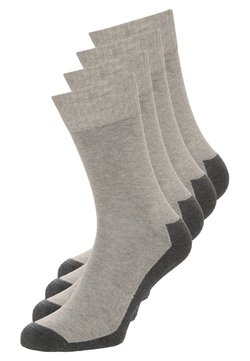 camano - 4 PACK - Sportsocken - grey