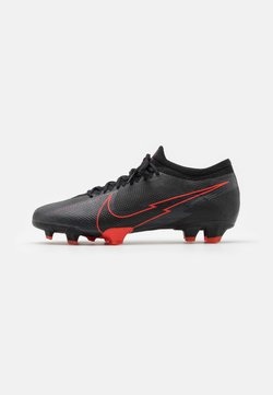 Nike Performance - MERCURIAL VAPOR 13 PRO FG - Fußballschuh Nocken - black/dark smoke grey