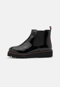 Simply Be - WIDE FIT ROSE - Korte laarzen - black